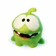 Cut The Rope 'Hungry Om Nom' 8 inch Plush Soft Toy