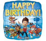Nickelodeon Paw Patrol 'Happy Birthday' 17 inch Balloon Party Accessories