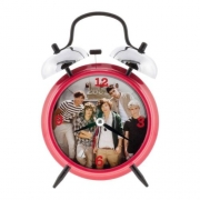 One Direction Twin Bell Alarm Clock