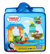 Thomas & Friends 50 Piece 'Mega Bloks' Blocks Toy