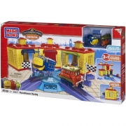 Mega Bloks 'Chuggington Construction' Round House Racing Toy
