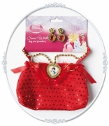 Disney Princess Snow White Bag and Jewellery Set Costume