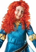 Disney Brave Merida Wig Costume