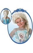 Disney Frozen 'Elsa' Wig Costume
