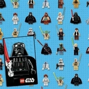 Lego Star Wars Gift Wrap Decoration