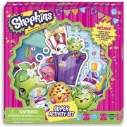 Shopkins Super Activity Set Stationery