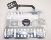 Newcastle United Fc 8 Piece Football Stationery Set Official