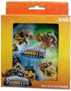 Skylanders Giants 2pk Freezer Pack