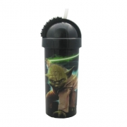 Star Wars 'Yoda' Flip Top Flask Bottle