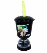 Star Wars 'Yoda' Twisty Straw Tumbler