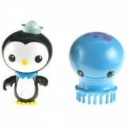 Octonauts & Create Pack 'Peso The Giant Comb Jelly' Figure Toy