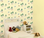 In The Night Garden Wallpaper 53 Repeat Wall Paper Decoration