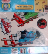 Thomas & Friends Self-adhesive and Removable Wall Sticker Decoration