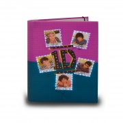 One Direction 'Blingkers Light Up Journal' Notebook Stationery