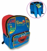 Sesame Street 'Elmo' School Bag Rucksack Backpack