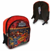 Marvel Heroes 'Red' School Bag Rucksack Backpack