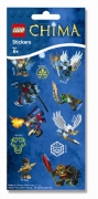 Lego Chima Stickers Decoration