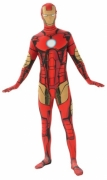 Iron Man 2nd Skin Large Costume