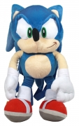Sonic The Hedgehog Plush 16 with Straps Soft Toy