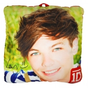 One Direction 'Louis' 10 inch Collectible Pillow
