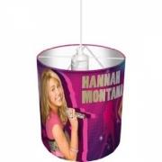 Hannah Montana Fabric Shade Lighting
