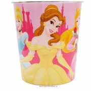 Disney Princess Waste Bin