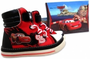 Disney Cars Boots Baby Uk: 7 & Eur: 24 Shoes