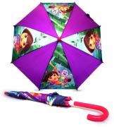 Dora The Explorer and Boots School Rain Brolly Umbrella