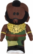 Weenicons 'Mr T Pitty The Fool' 12 inch Plush Soft Toy
