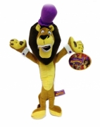 Madagascar 3 'Alex Lion' 13 inch Plush Soft Toy