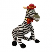 Madagascar 3 'Marty Zebra' 13 inch Plush Soft Toy