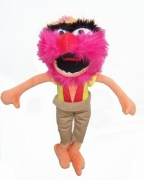 Disney The Muppets 'Animal' 12 inch Plush Soft Toy