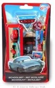 Disney Cars 'Porto Corsa' 6 Piece School Set Stationery