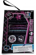 Disney Monster High New 8pk Hair Accessory Set Girls Accessories