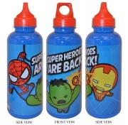 Marvel Superheroes Canteen 500 Ml Bottle