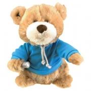 One Direction Singing Bear 9 inch Blue Plush Soft Toy