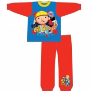 Bob The Builder 2-3 Years Pyjama Set