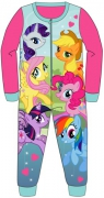 My Little Pony Fleece 4-5 Years Jumpsuit