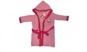 Hello Kitty Light Pink 8 Years Bathrobe
