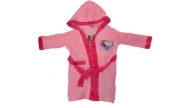 Disney Frozen Light Pink 8 Years Bathrobe