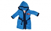 Disney Cars Blue 5 Years Bathrobe