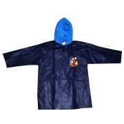 Disney Mickey Mouse Dark Blue 4 Years Raincoat