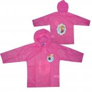 Disney Frozen Light Pink 4 Years Raincoat