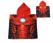 Marvel Iron Man Poncho Towel