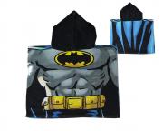 Batman Poncho Towel