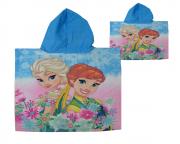 Disney Frozen Poncho Towel