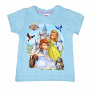 Disney Sofia The First 5-6 Years T Shirt