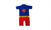 Boys Superman 4-5 Years Sunsafe Swimming Pool