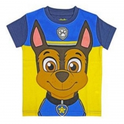 Paw Patrol 'Chase' with Mask 2-3 Years T Shirt