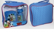 Disney Mickey Mouse School Lunch Bag Kit